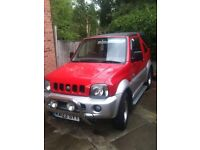 Suzuki Jimny JLX 2003