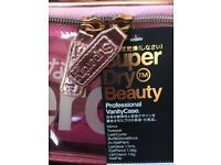 NEW! Superdry beauty professional vanity gift set