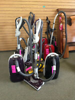 Brand Name Vacuums – Liquidation Priced + We Pay the HST!