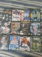 Gamecube, Xbox, Playstation 1, 2, 360, GBA, Wii Games/Jeux