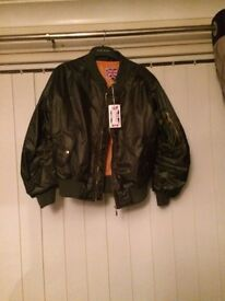 Brand new with tags boohoo bomber jacket