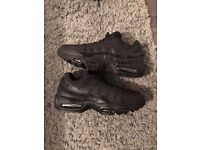 Black Air Max 95 Size 9