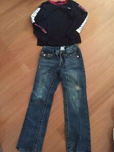 True Religion jeans for boys