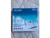 To-link Adsl modem router