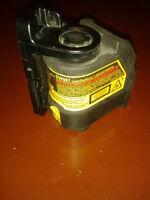 Niveau automatique au laser DEWALT DW087