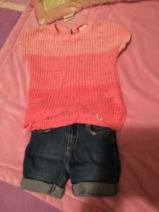 Girls size 2/3T outfits