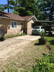 wasaga beach one area..downtown. 4 bedrooms