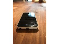 iPhone 5 unlocked, white, perfect condition