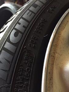 OEM Mercedes Winter Wheel Package Cambridge Kitchener Area image 4