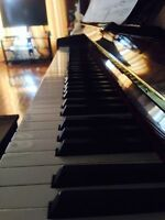 Piano Lessons in Markham