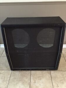 Empty Fender 4x12 cabinet for sale