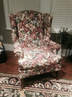 2 Upholstered Chairs