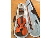 Childs violin