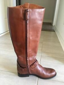 Tory Burch - Derby Riding Boots like new