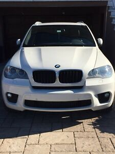 2012 BMW X5 with M package