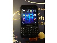 Touchscreen Smartphone Blackberry Q5 EE Virgin T-mob Orange Asda Can Deliver