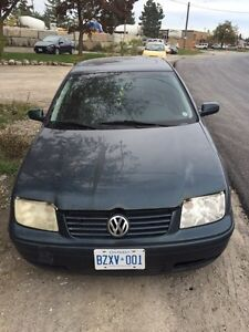 2001 VW Jetta VR6 for sale