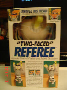 "FOOTBALL ""BAD/GOOD CALL REFEREE REMOTE CADDY"" FOR THE BIG GAME Windsor Region Ontario image 5"