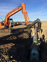 SCREW PILES INSTALL AND SUPPLY OR INSTALL ONLY