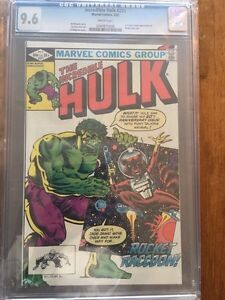 Incredible Hulk 271 CGC  9.6 Peterborough Peterborough Area image 1