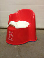 Potty – Baby Bjorn (red)