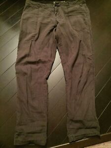 Roots Canada Pants Size 4