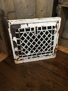Antique Vent Grate