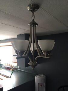 Hanging Light Fixture - Modern Chandelier