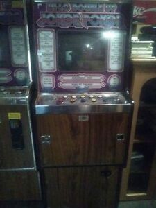 machine a poker  a vendre