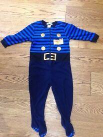 Boys age 2-3 years onesie