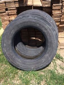 Bridgestone Radial Tires 245/70R 19.5