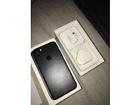 IPhone 7 32gb Matte Black o2