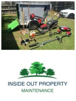 Gold Coast lawn mowing