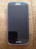 SAMSUNG GALAXY S3 (16GB) PHONE AND ACCESSORIES