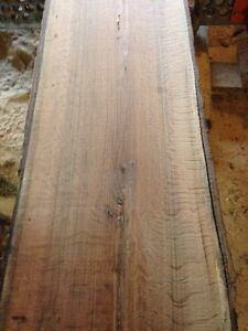 Oak and Cherry Lumber