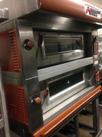 Bakery,Pizza/ pastry/ 2 deck oven  MORETTY FORNI