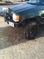 1996 Jeep Grand Cherokee v8 SUV sell or trade