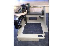 3 axis Cnc 3D printer mechansism with stepper motors