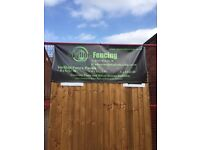 December SALE further 10% off , Wooden Fence Panels, New Verti Lap 6X3, 6x4, 6x5, 6x6 Nottingham