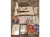 Wii console for sale going cheap