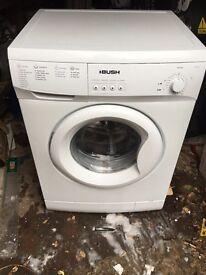 Bush washer 1200 spin
