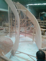 New staircase starts from $299.00, including 13 steps and string