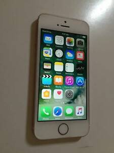 5Mth Old iPhone SE 16GB Rose Gold UNLOCKED Victoria Park Victoria Park Area Preview