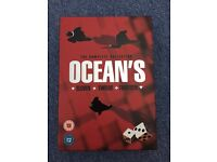 Ocean's Trilogy Collection
