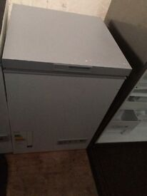 White proline chest freezer good condition with guarantee bargain
