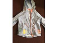 Girls summer jacket age 3-4