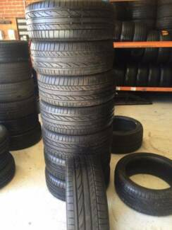 CheapNew & Used Tyres ( goodyear, Dunlop...) all up to 90% Tread Melbourne CBD Melbourne City Preview