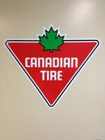 Canadian Tire Leduc is looking for parts time cashiers