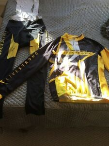 Cycling jersey set  Cambridge Kitchener Area image 1