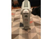 Portable DeLonghi Oil Heater